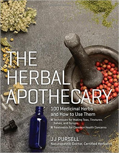the herbal apothecaryimage
