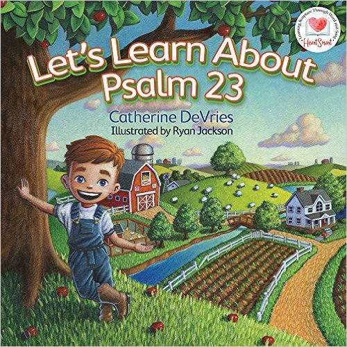 letslearnaboutpsalms23